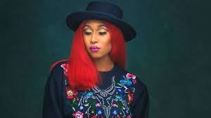 Cynthia Morgan Madrina