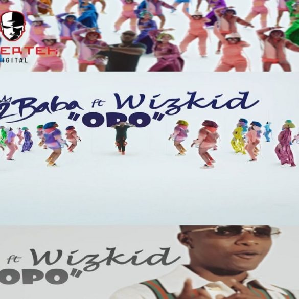 2Baba ft. Wizkid – Opo (Official Video)