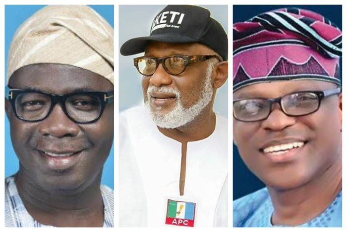 Akeredolu Vs Jegede Vs Ajayi: Who Do You Think Will Win Ondo Governorship Election Today?