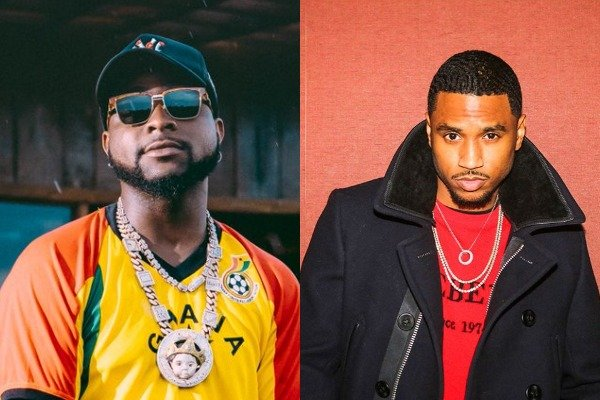 "BADDEST!!! Davido Features On Trey Songz's ""Back Home"" Album"