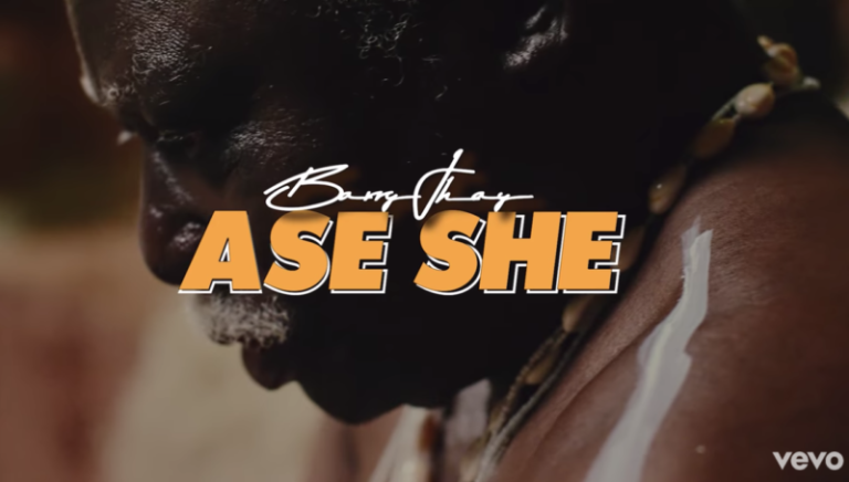 Barry Jhay – Ashe She (Official Video)