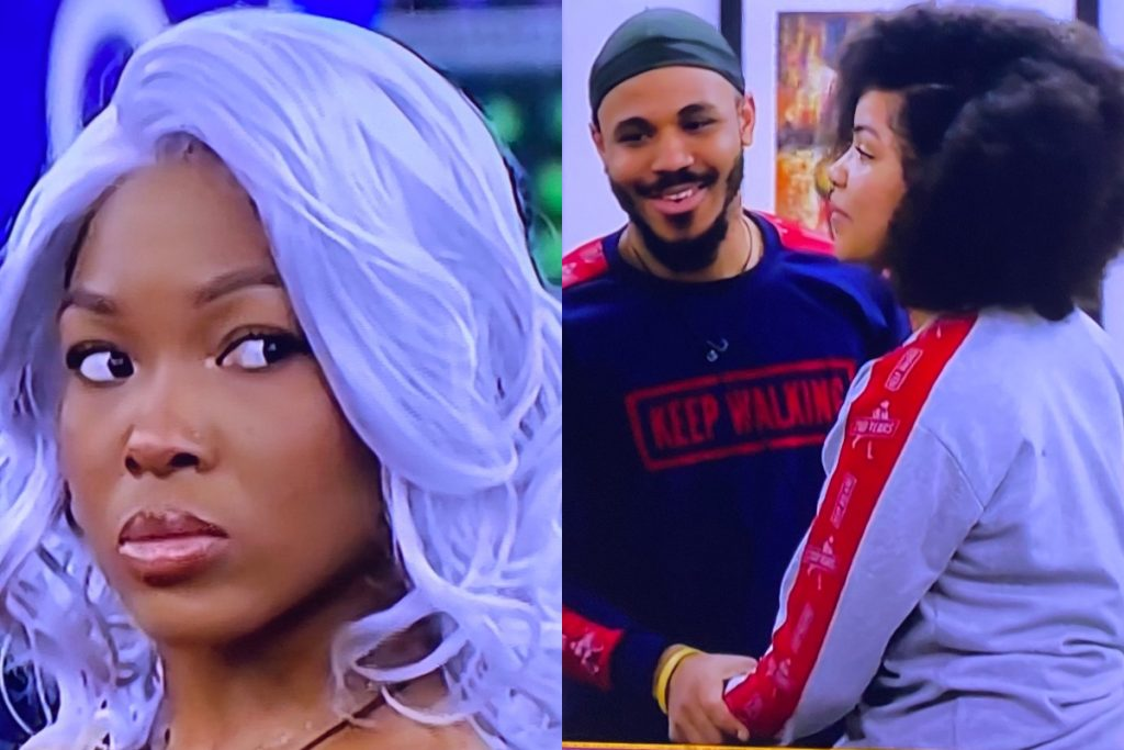 BBNaija 2020: Avoid A Third Strike, Don't Spend Night With Nengi – Vee Cautions Ozo
