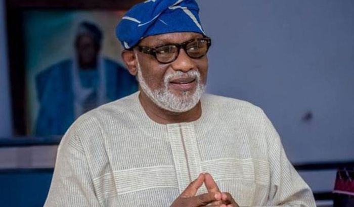 Buhari Says Akeredolu Deserves 2nd Term As Ondo Governor
