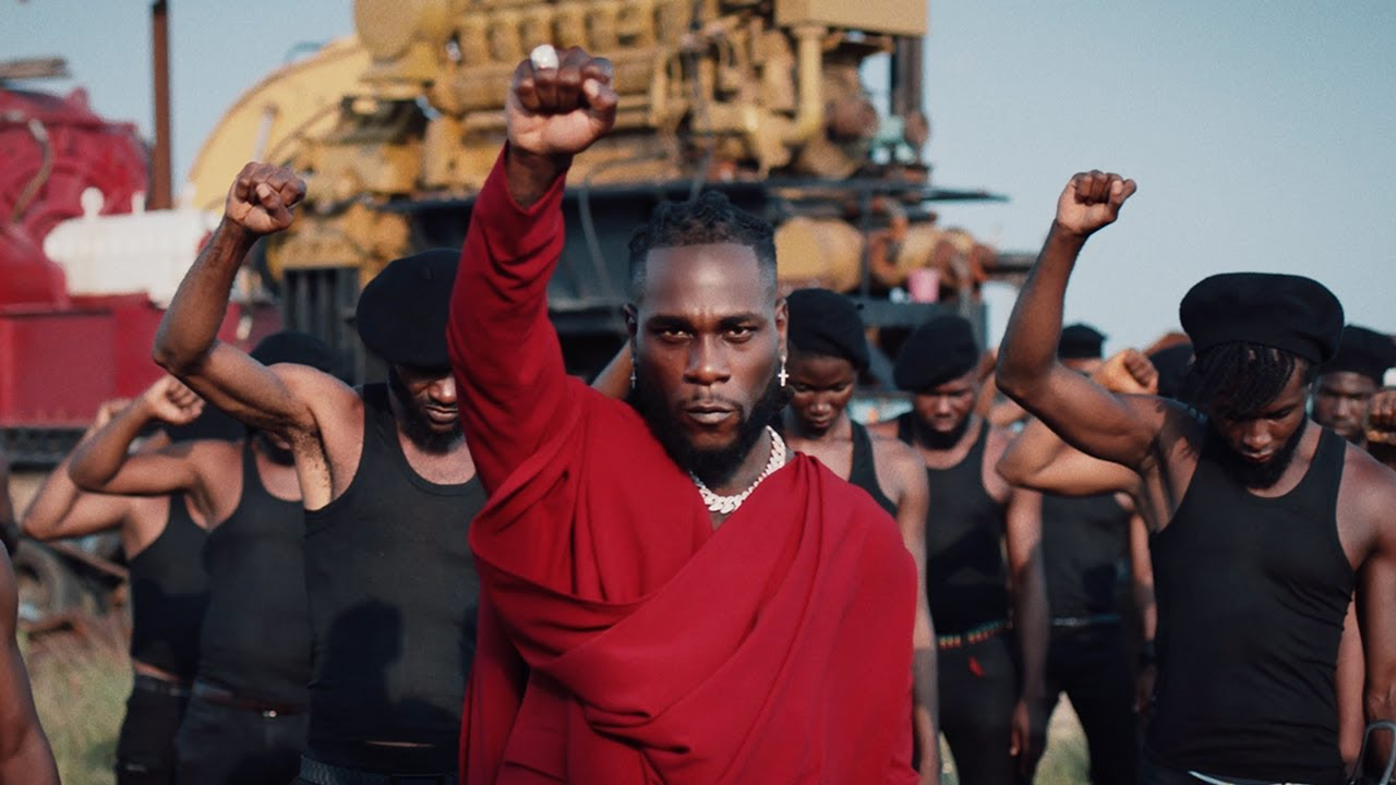 Burna Boy ft. Chris Martin – Monsters You Made (Official Video)