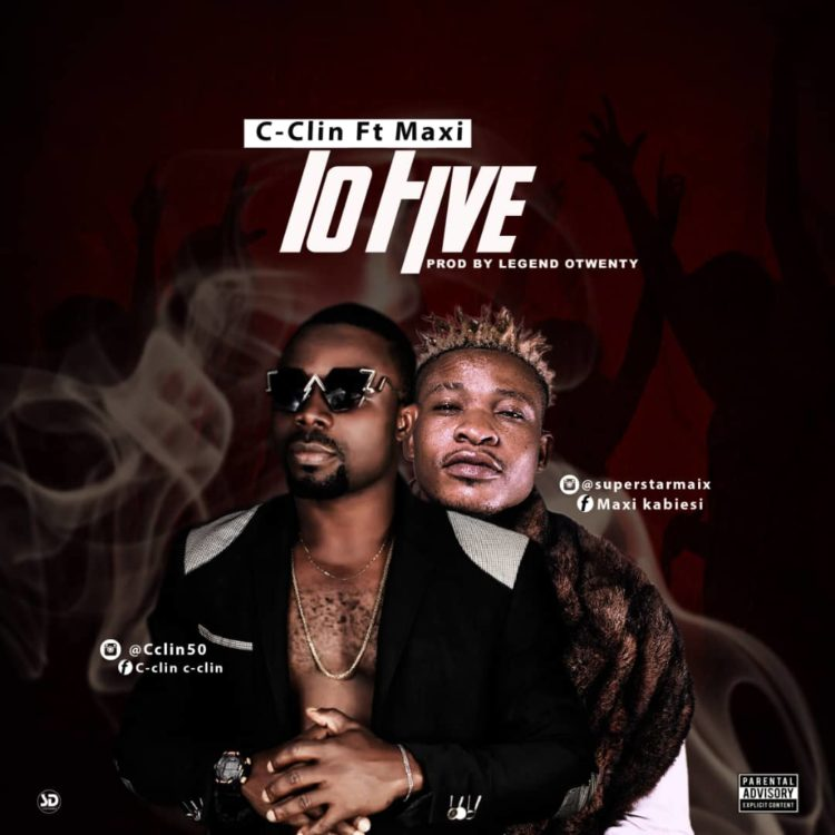 C- clin Ft Maxi – To Five (Prod. Otwenty)