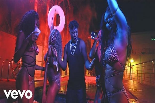 CDQ – Ko Funny ft. Davido (Official Video)