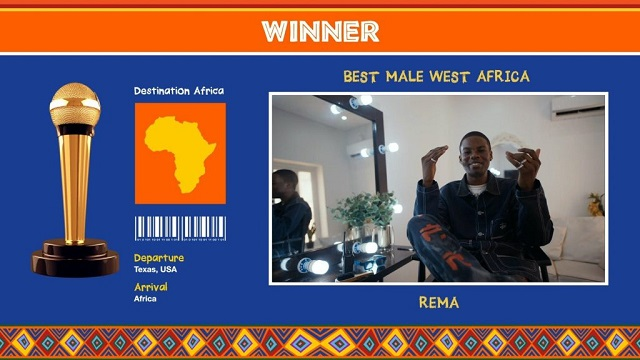 Check Out AFRIMMA 2020 Award – Full Winners List