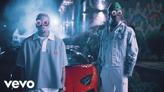 Chris Brown & Young Thug – Go Crazy (Official Video)