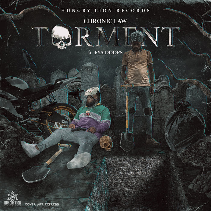 Chronic Law – Torment Ft. Fya Doop