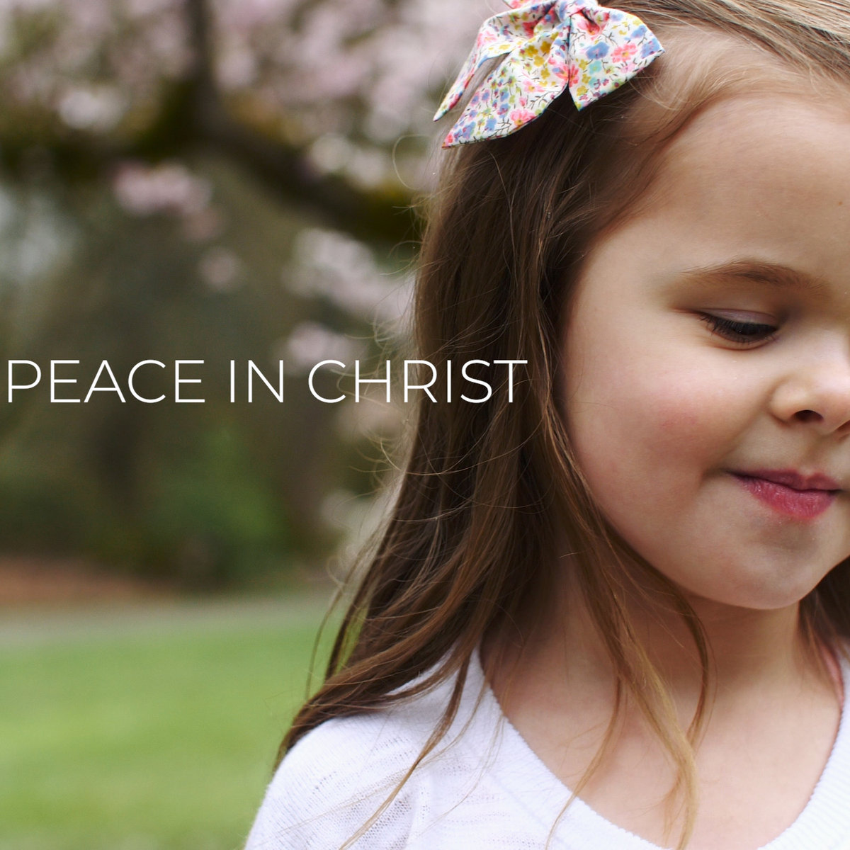Claire Ryann & Dave Crosby – Peace in Christ