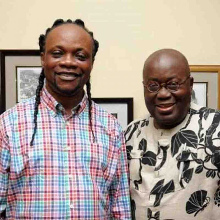 Daddy Lumba – 4 More For Nana (NPP Campaign Song)
