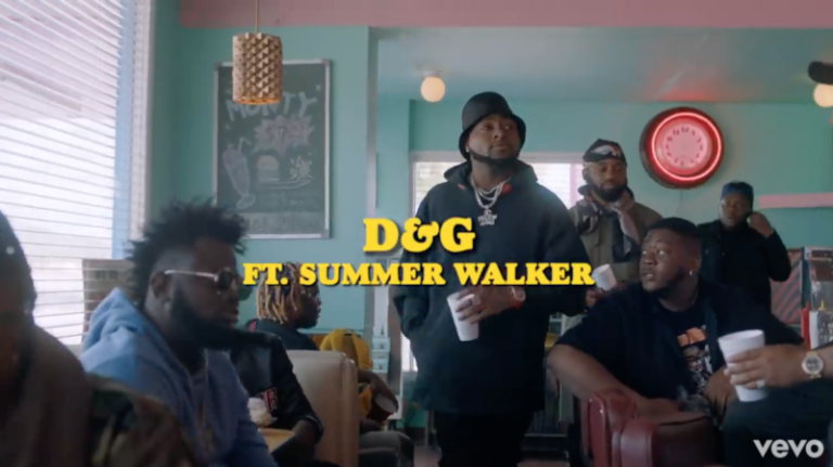 Davido – D & G (feat. Summer Walker) [Officail Video]