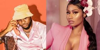 Davido ft Nicki Minaj - Holy Ground (official lyrics video)