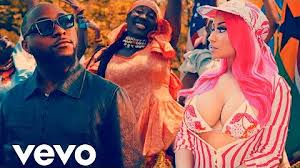 Davido ft Nicki Minaj - Holy Ground (Official MashUp Video)
