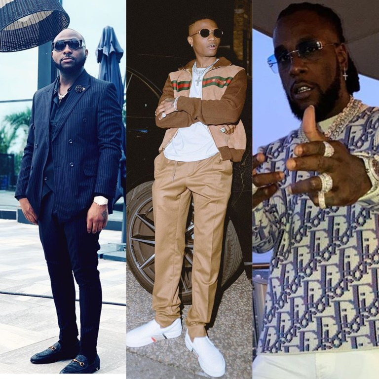 "Davido Laments, ""Wizkid And Burna Boy Are Ganging Up Against Me But It Won't Work"""