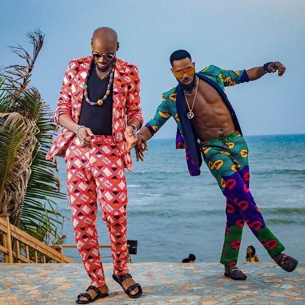 D'banj ft. 2baba – Baecation