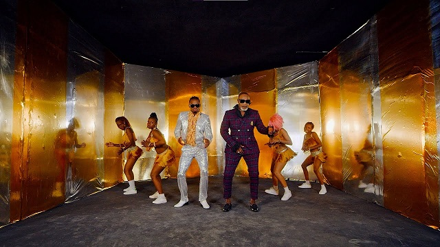 Diamond Platnumz – Waah! ft. Koffi Olomide (Official Video)