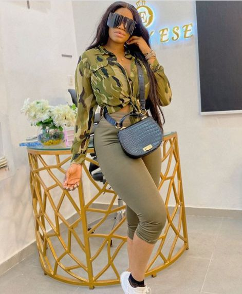 Don't Let Money Be The Reason Why You Are Not Happy, It Can Only Solve Your Problem, Actress Says