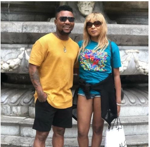 'Don't Let What People Say Jeopardize Our Happiness' – Oritsefemi Tells Wife, Nabila