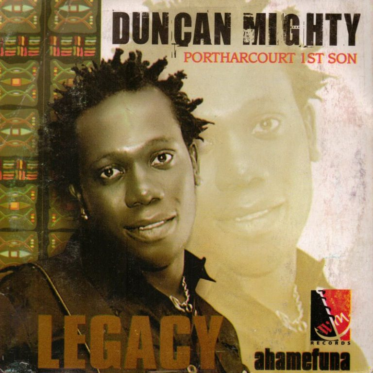 Duncan Mighty –Golden Ring