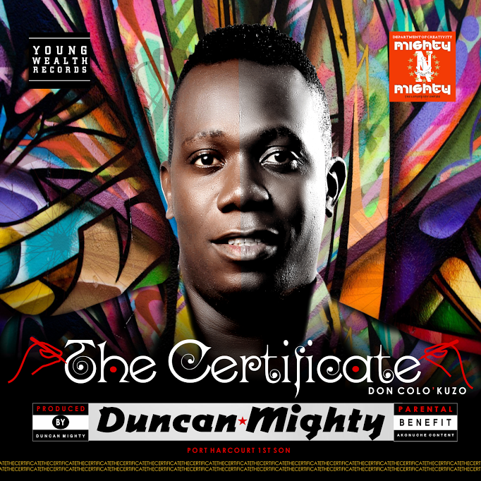 Duncan Mighty – The Certificate (Intro)