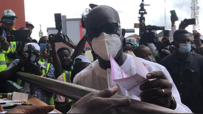 Edo Election: I'm Disappointed – Obaseki Declares After Voting