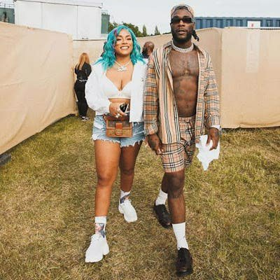 #EndSARS campaign: Stefflon Don defends Burna Boy on his silence (Read)