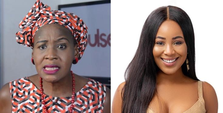 Erica Will Be A Slut Outside The House, Laycon Will Win BBNaija – Kemi Olunloyo