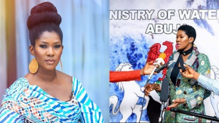 Federal Government Honours Actress, Stephanie Okereke With A Special Appointment