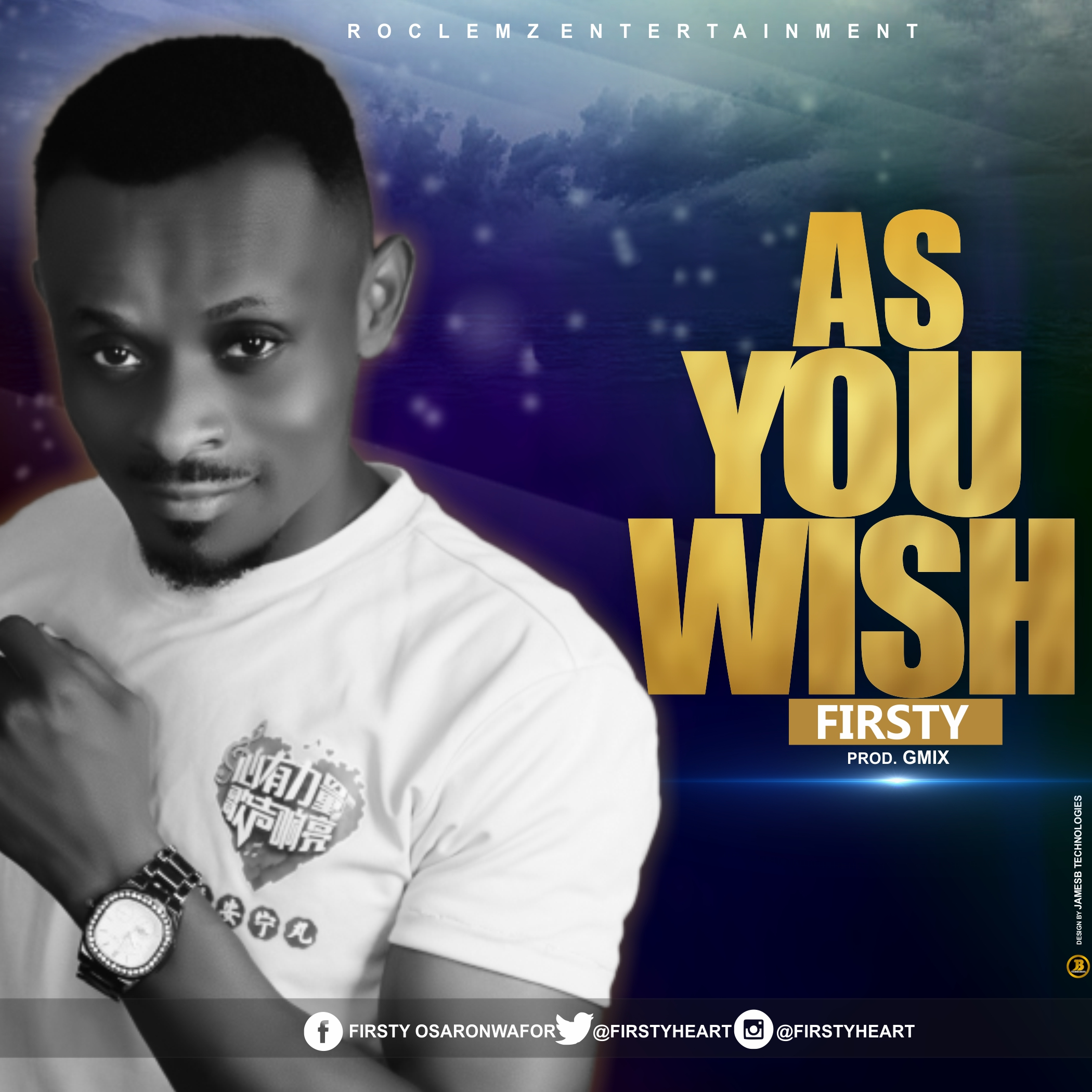 Firsty – As You Wish (Prod. Gmix)