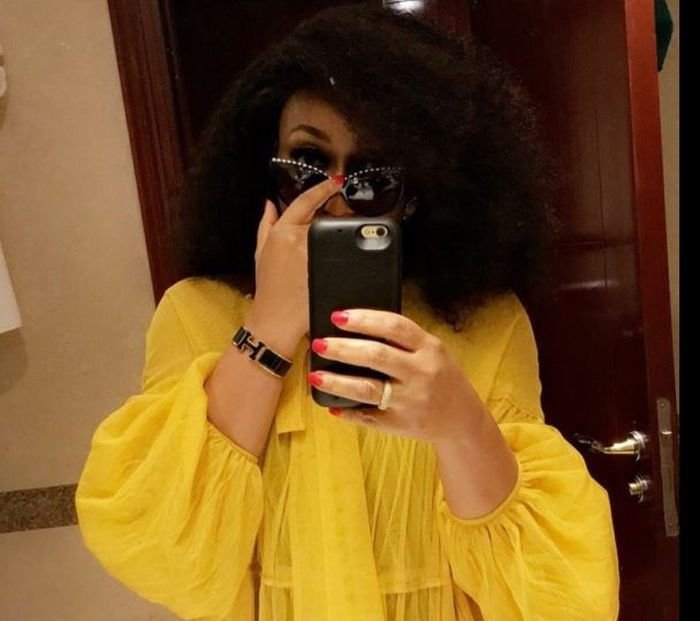 For Once, The Realest Voice Of Nigerians Are Heard – Rita Dominic Reveals