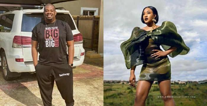"""Fvck Us Up We Are Your Room 306 Guest"" – Don Jazzy Reacts To Saucy Photo Of Erica"