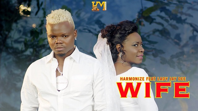 Harmonize ft. Lady JayDee – Wife