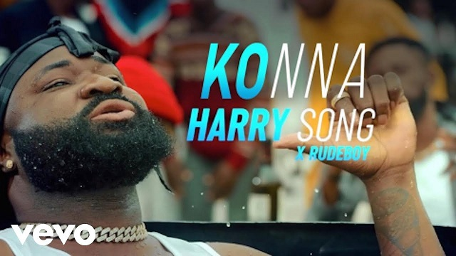 Harrysong ft. Rudeboy – Konna (Official Video)