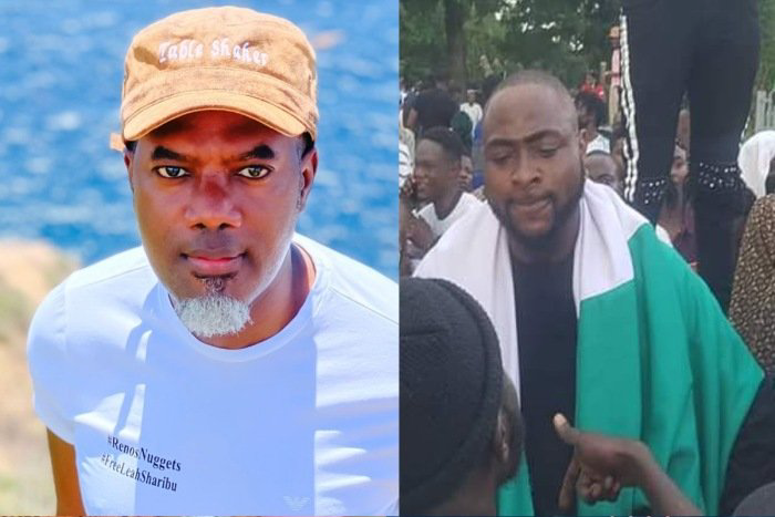 "He Applied Wisdom"" – Reno Omokri Defends Davido After He Denied Engaging In SARS Protest During Meeting With Police PRO"