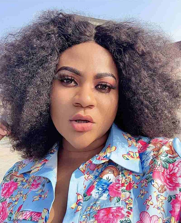 """I Don't Joke With Sex Toys"" – Actress, Nkechi Blessing Reveals Details About Her Life"