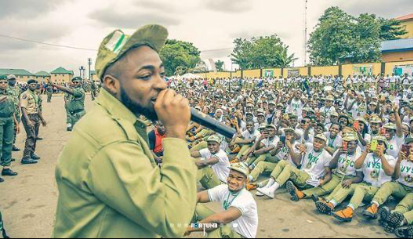"""I went back to school to please my parents"" – Davido claim"