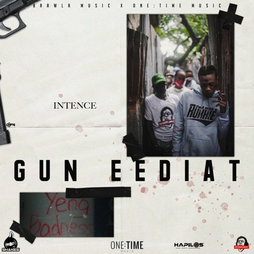 Intence – Gun Eediat (Prod. by Brawla Music)