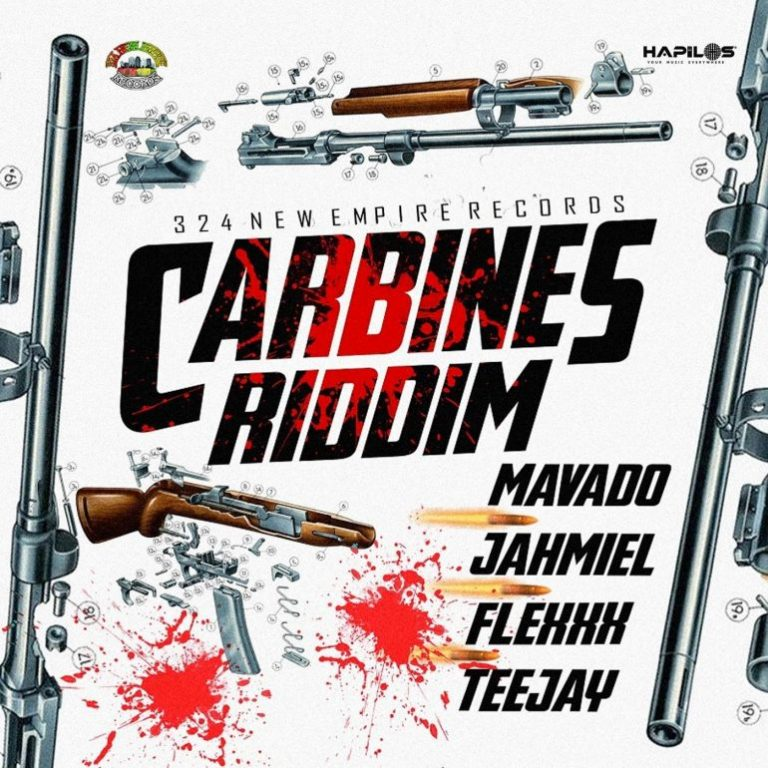 Jahmiel – Blue Face [Carbines Riddim]