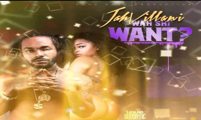 Jahvillani – Wah Shi Want (Liquid Sunshine Riddim)