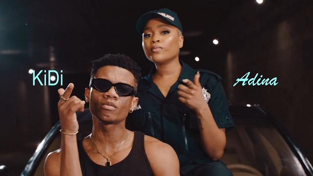 KiDi ft. Adina – One Man [official video]