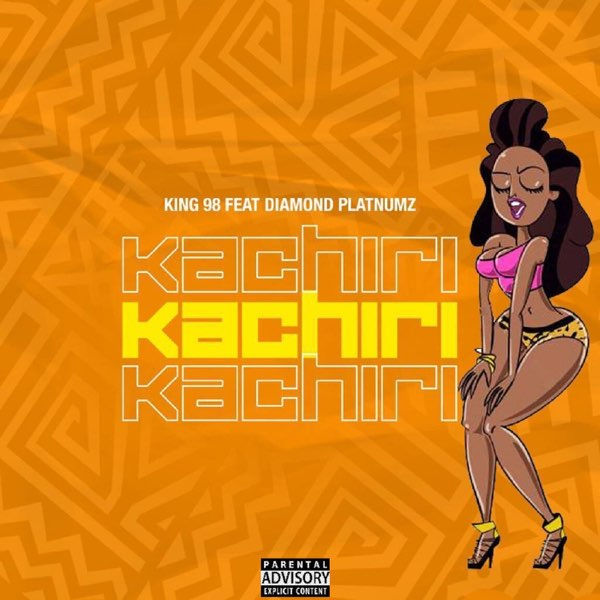 King 98 ft. Diamond Platnumz – Kachiri