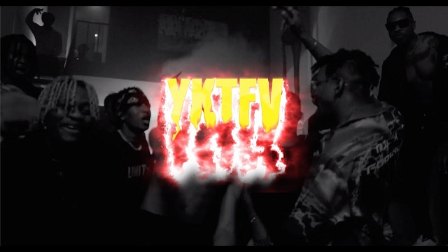 King Perryy ft. PsychoYP – YKTFV (You Know the Fvcking Vibe) [Official Video]