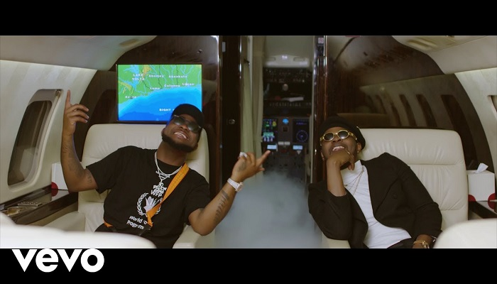 Kizz Daniel – One Ticket ft. Davido (Offcial Video)