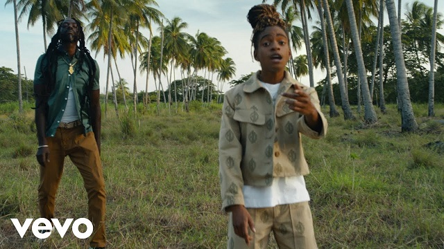 Koffee – Pressure (Remix) ft. Buju Banton [Official Video]