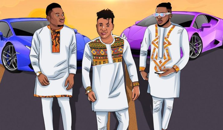 Kolaboy ft Zoro & Masterkraft –  Senator (Official Video)
