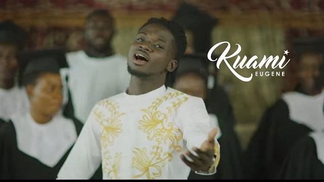 Kuami Eugene – Wa Ye Wie ft. Obaapa Christy (Official Video)