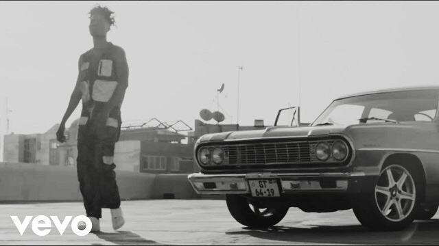 Kwesi Arthur – Walk (Official Video)