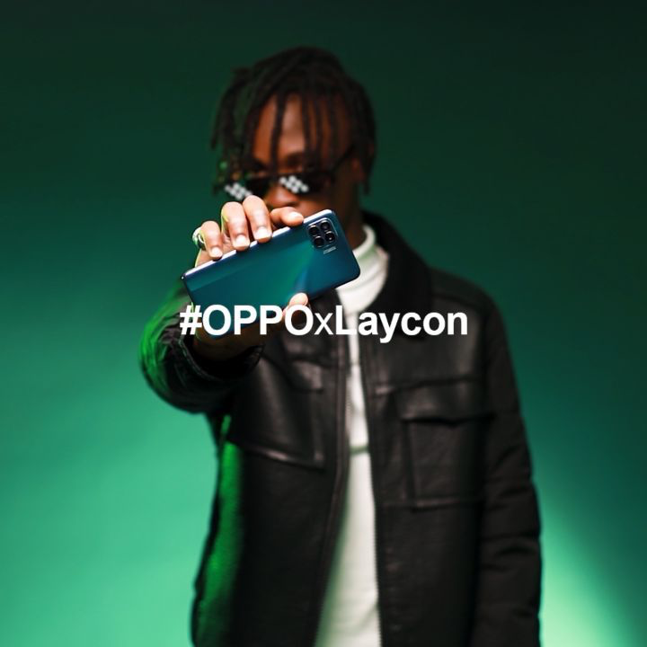 Laycon Bags Multi-Million Naira Brand Partnership with Global Smartphone brand @opponigeria