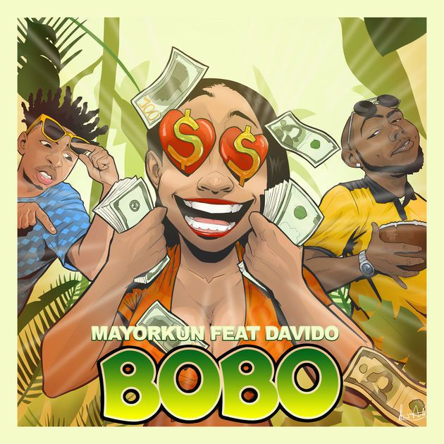 Mayorkun ft. Davido – Bobo